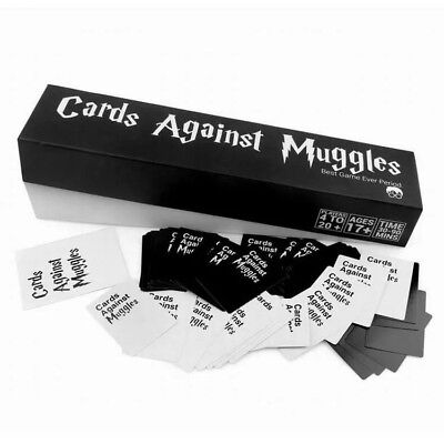 Newest Limited Edition Huge Sealed Cards Against Muggles 1440 Cards Harry Potter