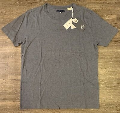 090f2d746564 NWT Levis Made   Crafted Pocket T-Shirt Blue Cashmere Cotton Mens Sz 3 Large