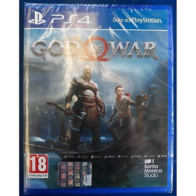 PS4 God of War ITALIANO [ Playstation 4 | PS4 ]