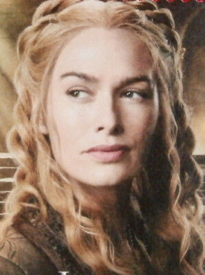 GAME OF THRONES - Cersei Lannister - FIRST CLASS ROYAL MAIL STAMP - MINT