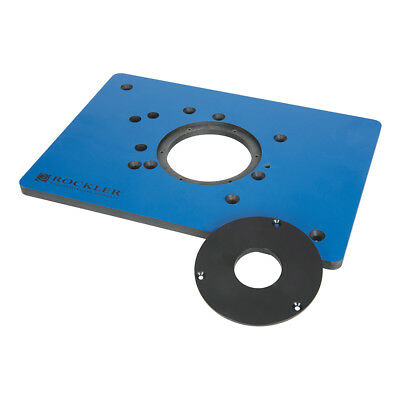 Rockler Phenolic Router Plate For Triton Routers 210 X 298mm (8-1/4 11-3/4'')