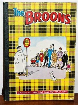 THE BROONS Annual 1968 (published 1967) comic book