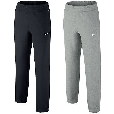 Nike Brushed-Fleece Cuffed Kinder Jogginghose Freitzeit Fitness Sporthose Kids
