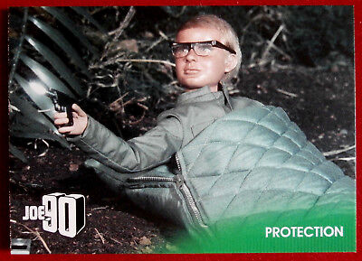 JOE 90 - PROTECTION - Card #16 - GERRY ANDERSON COLLECTION - Unstoppable 2017