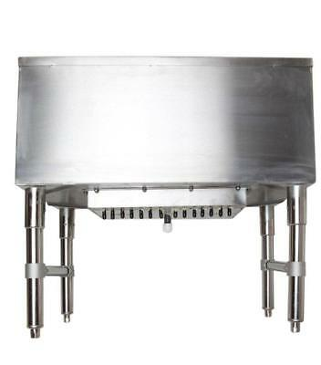 """18"""" x 24"""" Ice Bin with 7 Circuit Cold Plate"""