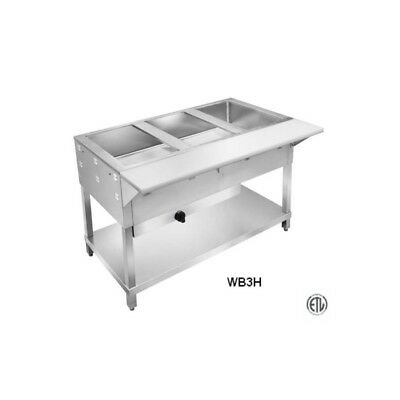 5 Well Wet LP Steam Table