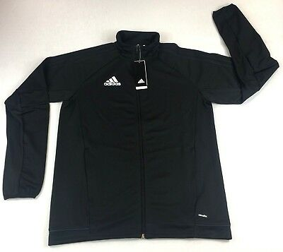 ADIDAS MENS TRAINING Jacket Black $52.50 | PicClick