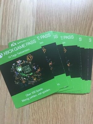 Xbox Game Pass Code 5,5 Monate