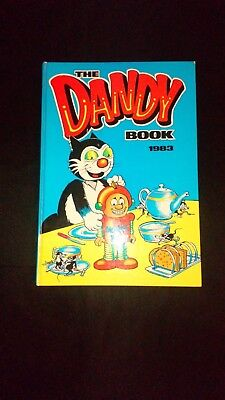 The Dandy Book 1983 Vintage U.K Comic Annual