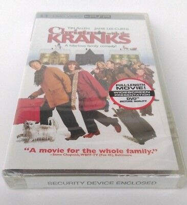 Christmas With The Kranks UMD Video For PSP New Sealed