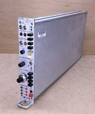 Vishay Precision Group Signal Conditioning Amplifier Module model 2310