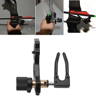 4X(Archery arrow rest both for recurve bow and compound bow and arrow Shootin Q4