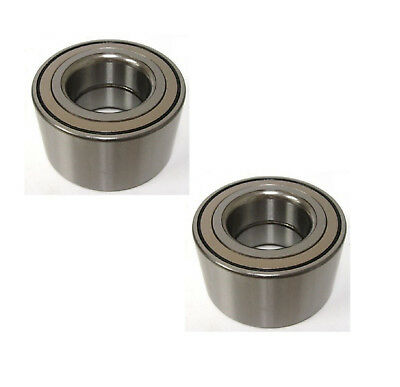 Front Wheel Hub Bearing FIT 2007-2009 VOLKSWAGEN GOLF CITY (PAIR)