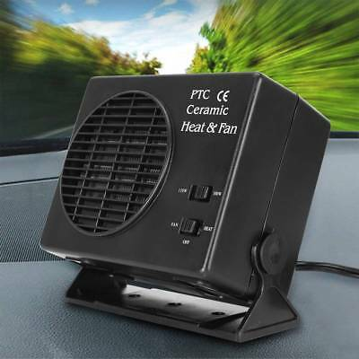 12V 300W Hot&Cool Car Auto Electric Van Fan Heater Window Defroster Demister AU