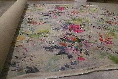 Designers Guild Curtain Fabric Butterfly Parade 1 4 Metres Oscuro