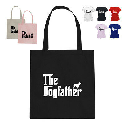 The Dogfather Parody Brittany Spaniel Dog Lover Tote Bag Gift 188