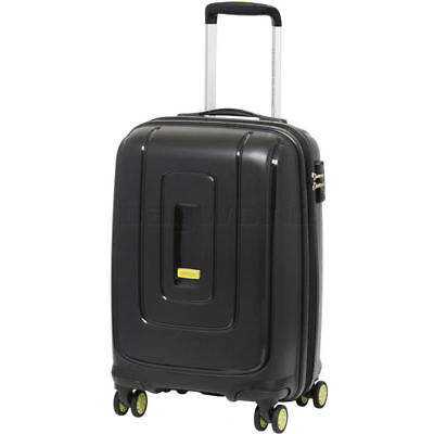 American Tourister Lightrax Small/Cabin 55cm Hardside Suitcase Black 78502