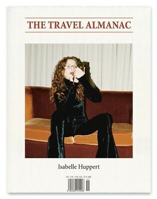 Travel Almanac No 11 Isabelle Huppert New, Sealed & Sold Out