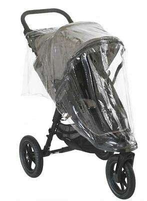 Baby Jogger RAINCOVER ELITE SUMMIT XC INC. CARRYCOT Pushchair Accessory BNIP
