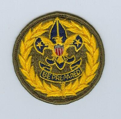 MINT OLD Boy Scout Neighborhood Commissioner Patch