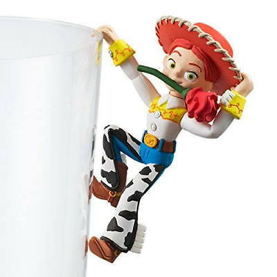 Disney Pixar Toy Story Putitto Glass Hanger Mini-Figure Jessie The Cowgirl