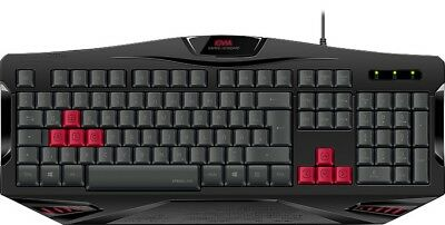 SPEEDLINK IOVIA Gaming Keyboard Tastatur Keypad Console Gamer PC Computer