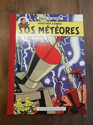 SOS Météore Grand Format 1986, Editions Blue Circle