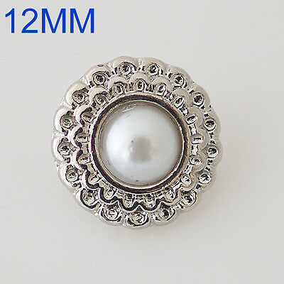 Mini Snap-It Button For Small Petite Ginger Snaps Style Jewelry
