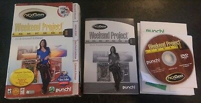 Weekend Project - Do it Yourself Software -  PC DVD-Rom - HGTV Repair/Remodel!