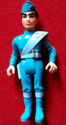 THUNDERBIRDS - SCOTT TRACY - 3.5 inches - poseable - MATCHBOX 1992