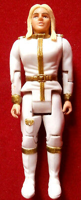 CAPTAIN SCARLET - SYMPHONY ANGEL - 4 inches - 1993 - POSEABLE
