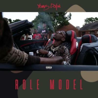 "Young Dolph - ""role Model"" (Official Mixtape) Mix Cd.. Hot!!!"