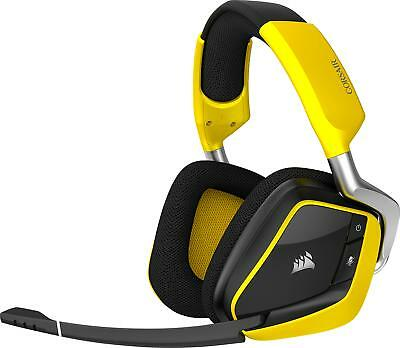 CORSAIR - VOID PRO RGB SE Wireless Dolby 7.1-Channel Surround Sound Gaming He...