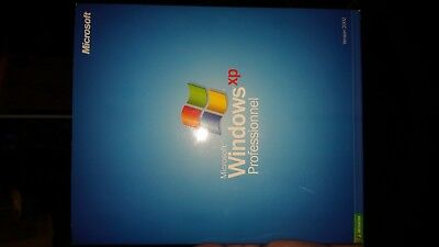 Windows XP Professionnel francais
