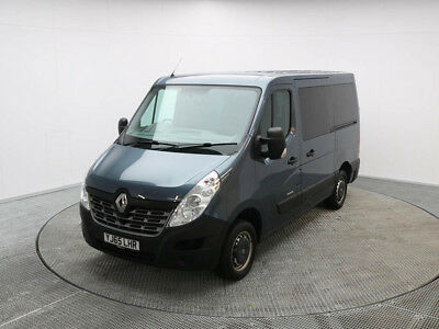 2015 Renault Master SL28 Business Diesel Manual Wheelchair Accessible Vehicle