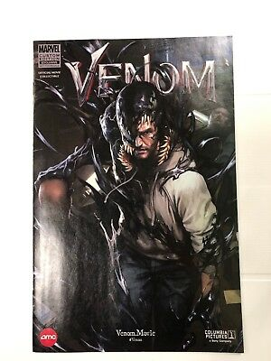 Marvel Limited Edition AMC Ex. Movie Venom #1 One Shot Comic IN HAND 2018,VF-NM