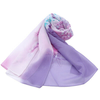Fashion Chiffon Women Ladies Spring Scarf Neck Shawl Scarves Wrap G