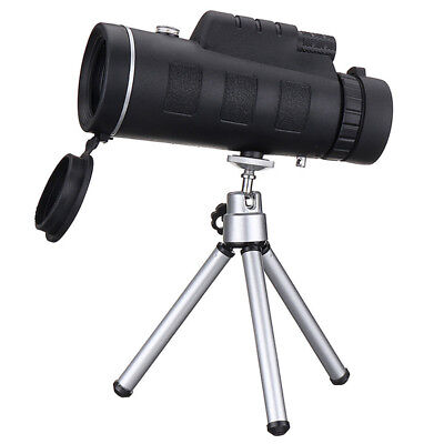 HD High Power 40X60 Monocular Telescope Shimmer lll Night Vision Outdoor Hiking