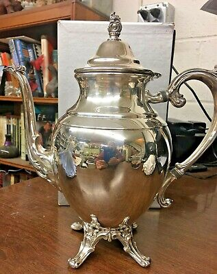 William Rogers Silver Plate Teapot 292 (International Silver)