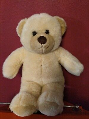 Build- a -Bear Beige Soft and Plush Teddy Bear 15 Inches