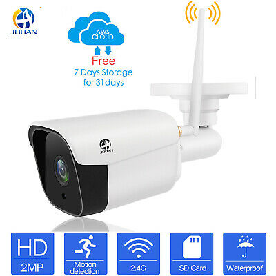 Jooan 1080P HD Wifi Wireless CCTV Outdoor Smart Security IP Camera Night Vision