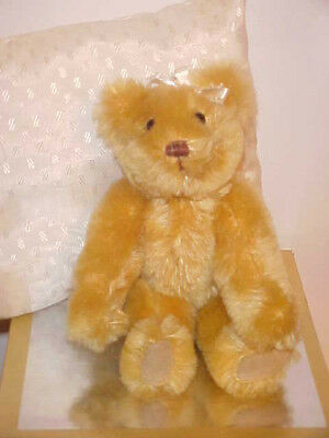Regina Mohair Jointed Bear by Alpha Pharnell LE 313 from England