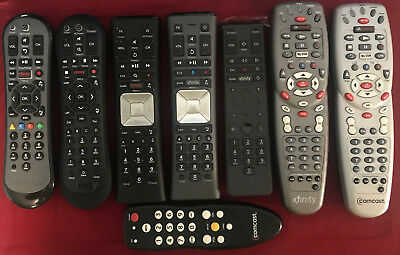 New Comcastxfinity Universal Remote Dta 3 Device Xr2 Xr5 Xr11