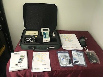 Madsen AccuScreen Pro audiometer Otoacoustic Emissions Automated ABR Screener