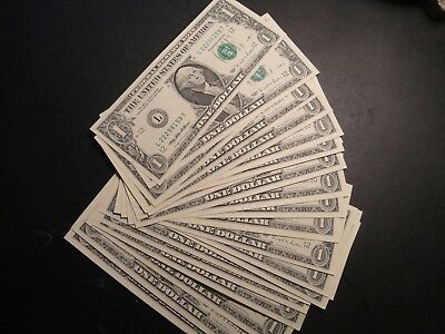 (1) $1.00 Series 1995 Federal Reserve Note BU Uncirculated Condition
