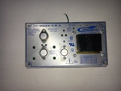 Md24-4.8-A Power Supply 24 Volts For Lunar Dpx Iq & Dpx Md Bone Densitometer