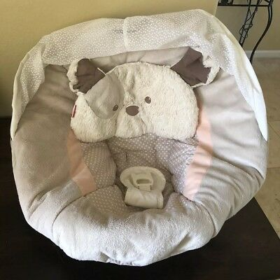 Fisher Price My Little Snugapuppy Swing Seat Cover Replacement Part