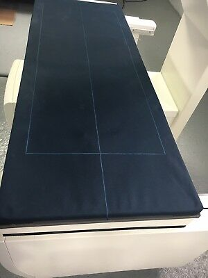 Lunar Ge Healthcare Dpx Iq Bone Densitometer Dark Blue Table Pad(Cloth)