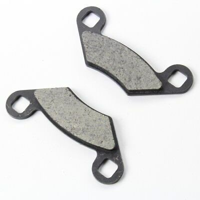 Ceramic Middle or Rear Brake Pads Pad Set for Polaris Big Boss 250 1989-1993