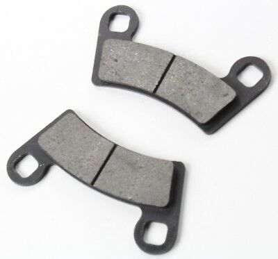 Ceramic Front Brake Pads Pad Set for Polaris Outlaw 450 2008-2010